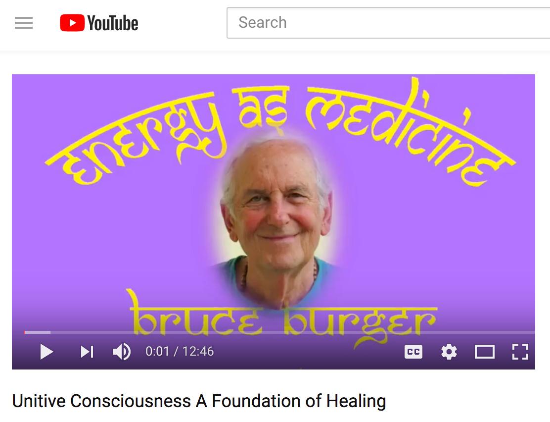 Unitive Consciousness